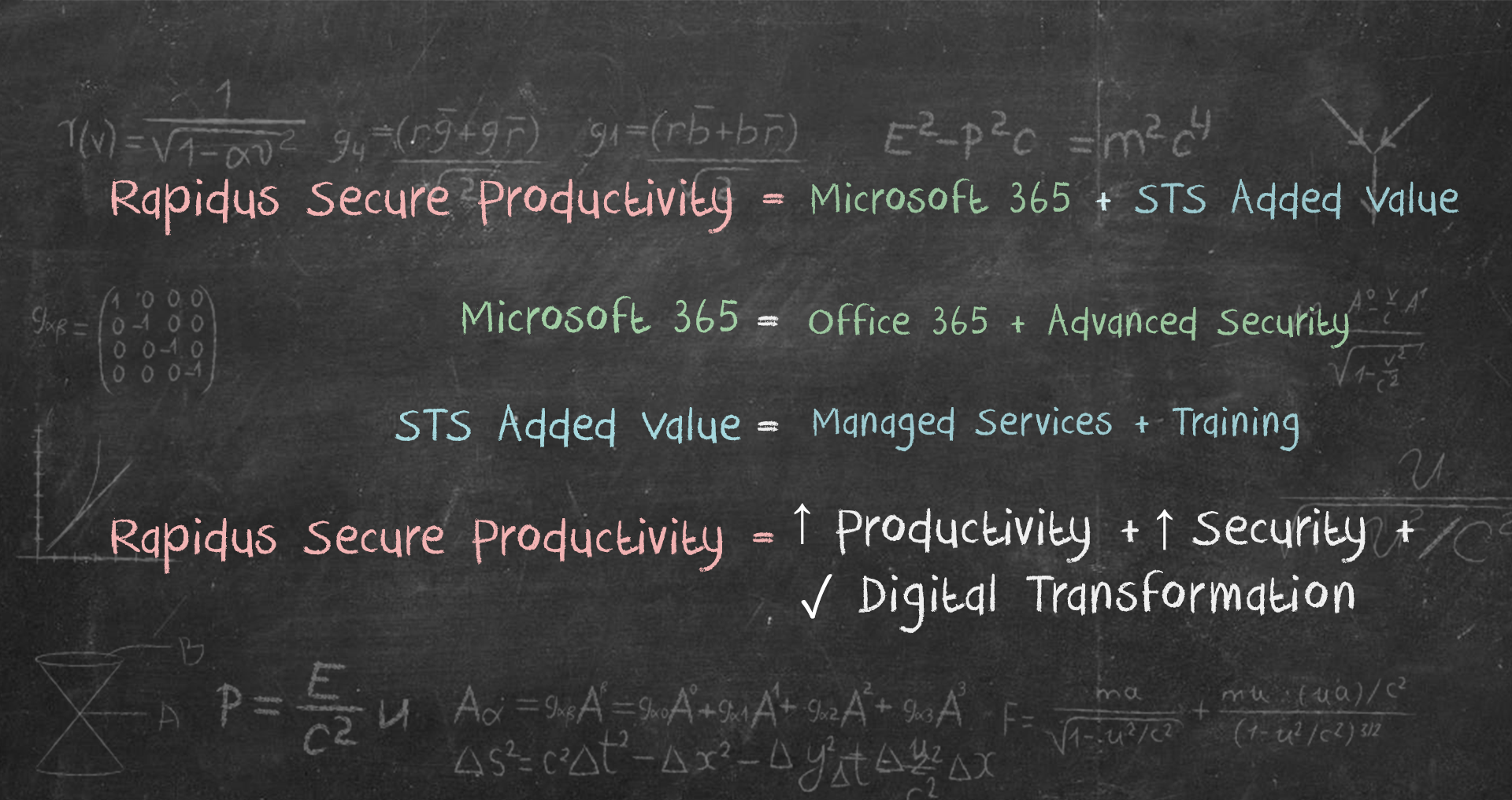 Microsoft 365 By Rapidus Productivity